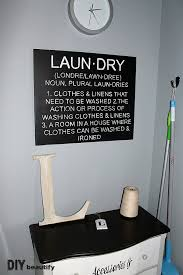 laundry room makeovers charming small. A DIY Laundry Room Makeover Inspired By Farmhouse Style. See The Reveal At Diy Beautify Makeovers Charming Small N