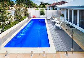 modern pool designs and landscaping. With Smaller Lots And A Big Demand On Low Maintenance Garden Beds, Freedom Pools Have Created Range Of To Cater For The Modern Family Backyard. Pool Designs Landscaping R