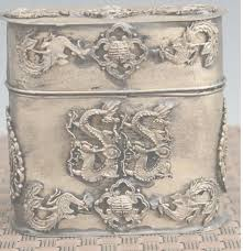 2019 <b>Exquisite Chinese Old Style Tibetan</b> Silver Dragon Phoenix ...