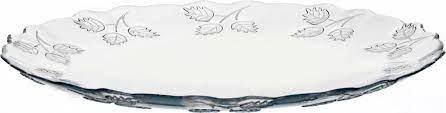 <b>Тарелка</b> Pasabahce <b>Пастораль</b>, прозрачный, 30,6 см — купить в ...