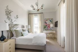 all white bedroom decorating ideas. Photo: Sarahliz Lawson Design. Bedroom · Decorating Ideas All White
