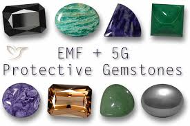 Electromagnetic Field Pollution - Clear the <b>waves</b> with <b>gemstones</b>