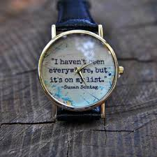 Watch Quotes Amazing Travel Watch World Map Watch Travel Gift Quotes Watch
