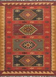 cabin lodge style rugs throw area log rustic