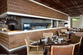 Balinese Kitchen Design Sundara Beachfront Restaurant At Four Seasons Resort Jimbaran