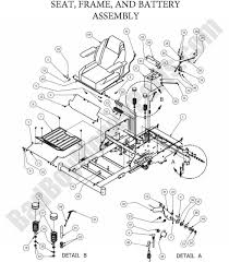 bad boy parts lookup 2013 zt elite seat Bad Boy Wiring Diagram Bad Boy Mower Parts Diagram