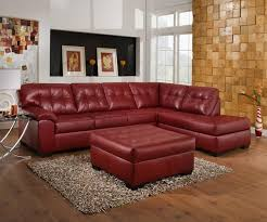 comfy 2pc sectional sofa by simmons