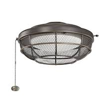 flush mount caged ceiling fan. Finest Ceiling Fan Light Kit Home Designs Flush Mount Caged With F