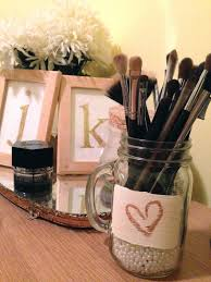 i know a few other beauty gers and diy ers have made their own versions of these types of makeup brush holders but i decided to create my own unique