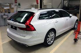2017 volvo wagon. what we already saw in chinese model car form was fully revealed by the swedish magazine teknikens värld, and volvo\u0027s new wagon looks just as good its 2017 volvo t