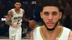You can apply shoes to artificially inflate the card's properties. Nba 2k20 Lonzo Ball Cyberface By Weiwu Elite And Mr Star Shuajota Your Site For Nba 2k Mods