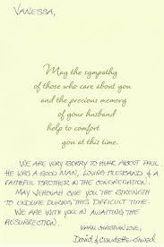 Condolence Sample Note Sympathy Card Examples Ninjaturtletechrepairsco 11