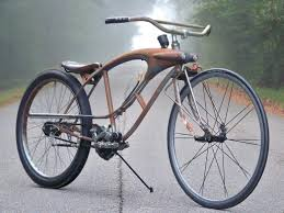 rat rod bike custom cruiser vintage cute bicycle beach bikes for
