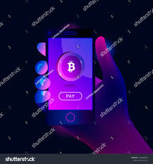 Mobile bitcoin wallets are hot on android, especially with the issues apple has had with bitcoin for many bitcoin lovers, apple pushed them into android devices just to get great bitcoin apps, and the. Mobile Bitcoin Payment Concept Mobile Cryptocurrency Blockchain Integration Bitcoint Payment Transaction Or Donation Tre Cryptocurrency Blockchain Bitcoin