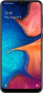 <b>Samsung Galaxy A20</b> with 32GB Memory Cell Phone (Unlocked ...