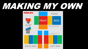 How To Make A Roblox Shirt Template How To Make A Shirt Template On Roblox Magdalene Project Org