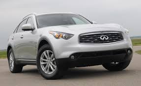 2009 Infiniti FX35 - Information and photos - ZombieDrive