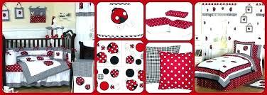 minnie mouse infant bedding set crib bedding set mouse mouse crib bedding set red baby crib