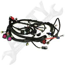 cheap ford wiring harness connectors ford wiring harness oe ford 5c3z12b637ba 6 0l diesel engine wire wiring harness pigtail connector