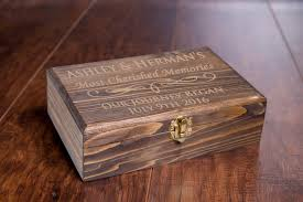 wooden photo memory box images view larger