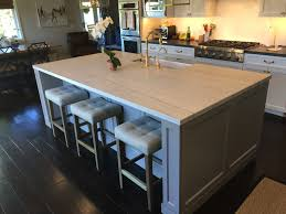 Large Marble Top Kitchen Island Hauser Houses - Kitchen island remodel