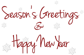 Image result for seasons greetings and happy new year