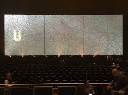 Park Theater Seating Chart For Aerosmith Park Theater At Park Mgm Bvp 203 Rateyourseats Com