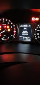 2007 Suzuki Grand Vitara Esp Light Check Esp System Clean Parking Sensors Service Parking