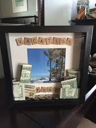 Decorated Money Box DIY shadow box bank Great gift of money idea DIY Crafts 42