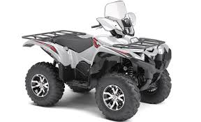 yamaha atv. 2018 grizzly eps le yamaha atv -