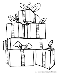 Small Picture Coloring Pages Christmas Coloring Pages Printouts Printable
