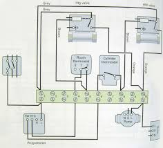 central heating electrical wiring part 3 y plan youtube at s taco zone valve wiring diagram at 3 Zone Heating System Wiring Diagram