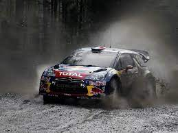 Citroen Rally WRC Redbull Ultra HD ...