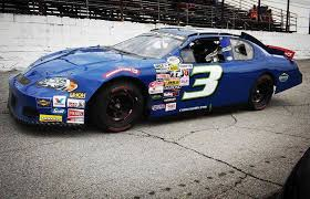 if you would like to have your name on the car as a sponsor contact bobby dale earnhardt at sponsorbobbydale gmail com