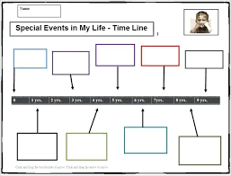 Blank Timeline Template Custom Printable Timeline Template For Student Powerpoint 44 Free