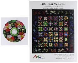How To Digitize Applique Designs Amazon Com Annas Awesome Applique Designs Ah2013 D1