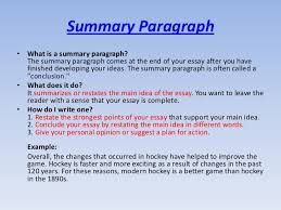 how to write essays 5