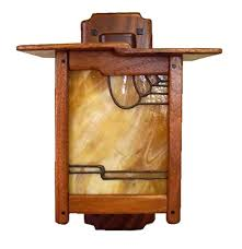 wall sconce craftsman style lighting ls0920