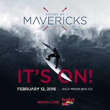 Image result for Mavericks surfing Half Moon Bay picture