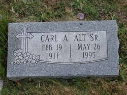 Carl Albert Alt, Sr (1911-1995) - Find A Grave Memorial