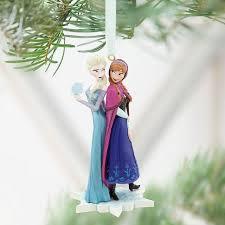 Frozen~Anna and Elsa Ornament
