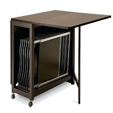 foldable wood dining table folding dining room table space saver plus dark vintage 68 wood folding foldable wood dining table