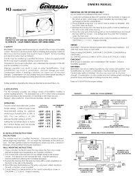 generalaire m3 manuel d utilisation pages 4