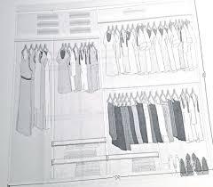 how to draw a closet by home design ideas