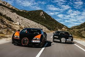 Production of the chiron super sport 300 plus will start in the second half of 2020. Bugatti Chiron Sport Vs Veyron Grand Sport Vitesse Pistonheads Uk