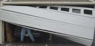 garage door off trackOff Track Garage Door Repair  San Diego CA 6197150159