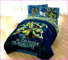 Teenage Mutant Ninja Turtles Bedding Sets Turtle Bed Set Comforter ...