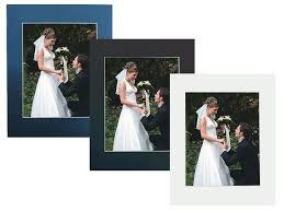 beveled cardboard easel picture frame for vertical 2 5x3 5 25 pack