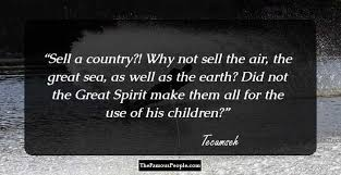 Tecumseh Quotes Adorable 48 Notable Quotes By Tecumseh That Will Instil A Never Say Die Attitude