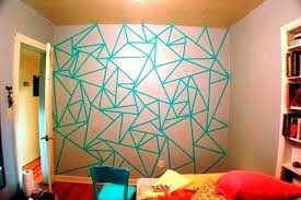 Painting Designs On Walls Wall Painting Ideas Images Designs Simple For Hall Cool To